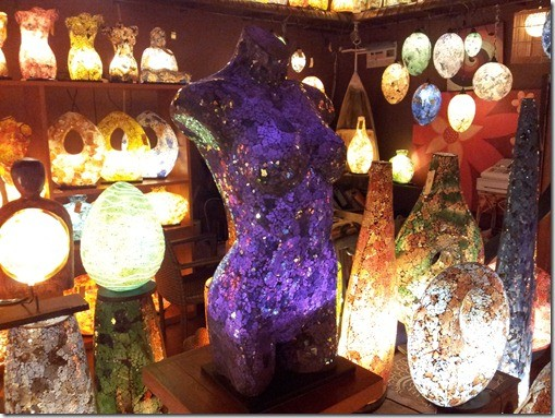 Креативные светильники:)